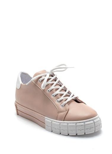 Derimod Kadın Ayakkabı(Rgn-58) Spor Pudra